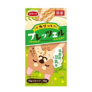 Smack 犬用百力滋 - 椒鹽脆餅低脂豆奶味 30g