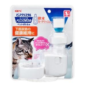 日本 GEX 貓用 濾水神器 (維持泌尿健康)
