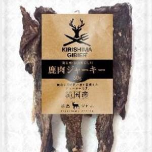 日本 霧島 無添加 鹿肉乾 50g