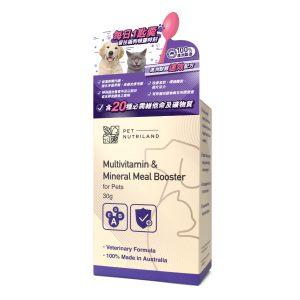寵營樂 拌食營養粉 - 多種維他命及礦物質配方 30G