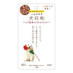 WanWan 犬日和 狗狗鮮食包 - 鹿肉番茄燴飯 60g
