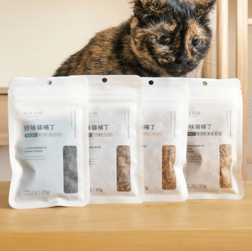 好味小姐, 好味貓補丁