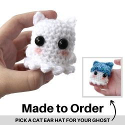 Made to Order Ghost Kitty