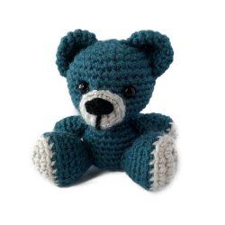 Teal Bear