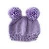 Lavendar Bear Hat