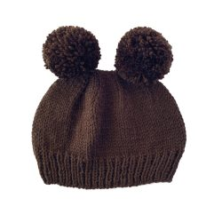 Brown Bear Hat