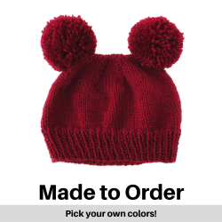 Made to Order Bear Hat