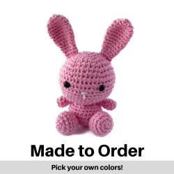 Made to Order Bunny