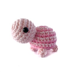 Light Pink Turtle