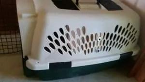 New Puppy Checklist: Crate divider