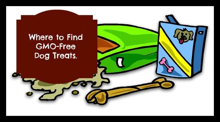GMO free dog treats