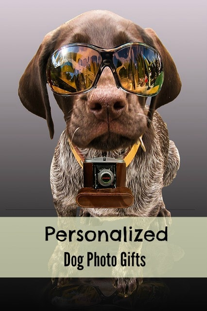 personalized dog photo gifts