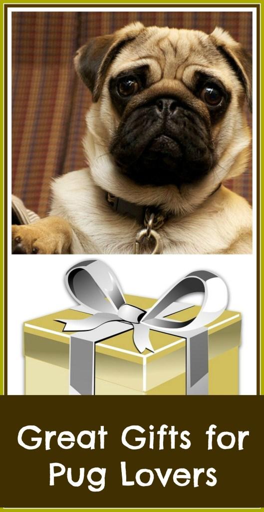 pug lover gift shop