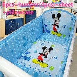 Baby Mickey Mouse Bedding