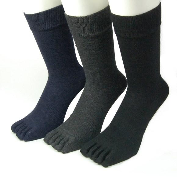 5本指靴下の画像