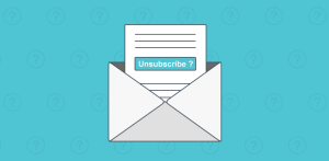 Email Marketing Chart: Why consumers unsubscribe from brands' email