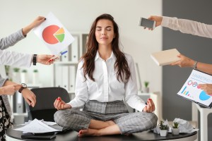 Read more about the article Too much work isn't the only cause of office stress. Here are some other tension triggers.