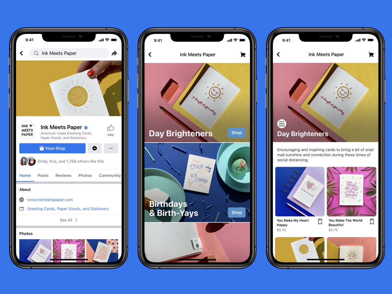 You are currently viewing Facebook Launches Virtual Shopping Mall, Saying It Will Help Small Businesses