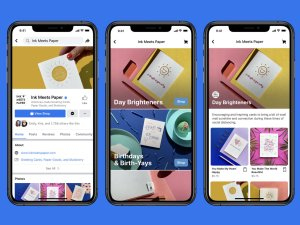 Facebook Launches Virtual Shopping Mall, Saying It Will Help Small Businesses