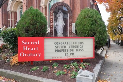 Sacred Heart Oratory in Wilmington, DE