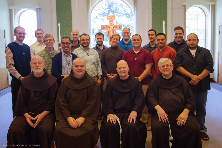 The new Novices with our Formation Team