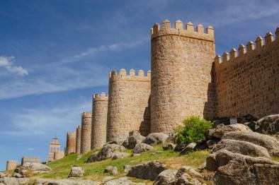 The Gates of Ávila