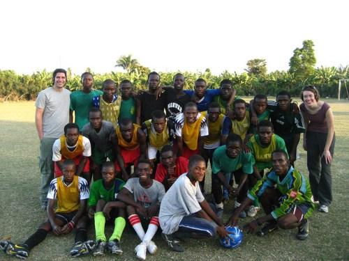 SAKALA 17-year old soccer team