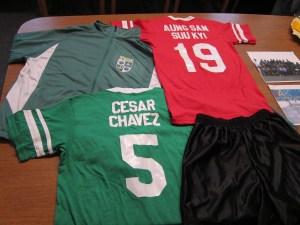 Haiti jerseys