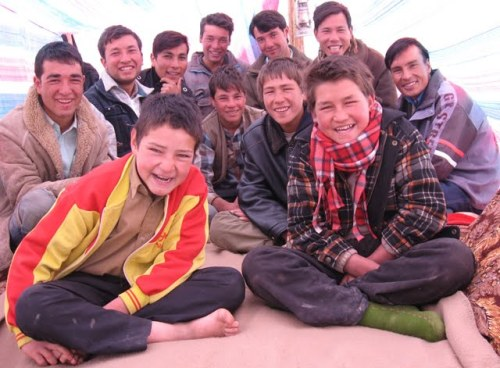 Afghan Youth Peace Volunteers