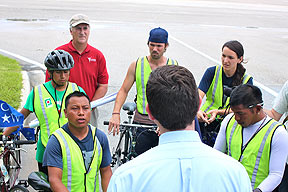 CIW meets with Publix grocery chain rep