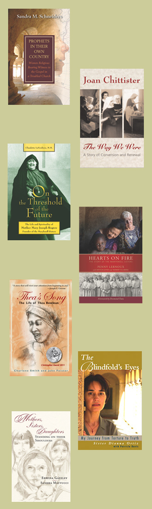 Books by women religious from Orbis