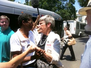 Nuns on the Bus tour