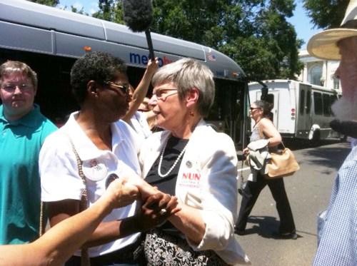 Nuns on the Bus tour