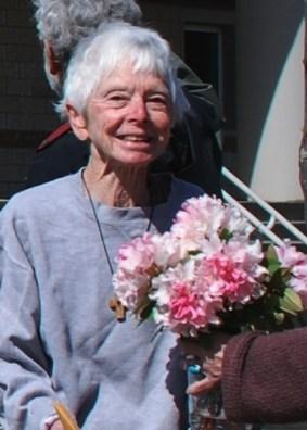 Sr. Anne Montgomery, RSCJ