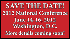 National Conference Save the Date