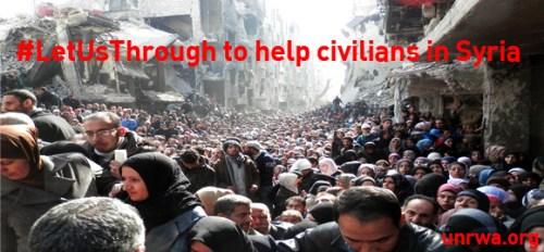 syria thunderclap