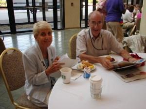 Carol Ann and Lee Breyer