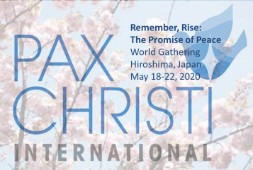 11-8-19 World gathering pax christi