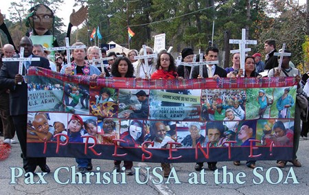 Pax Christi USA at SOA