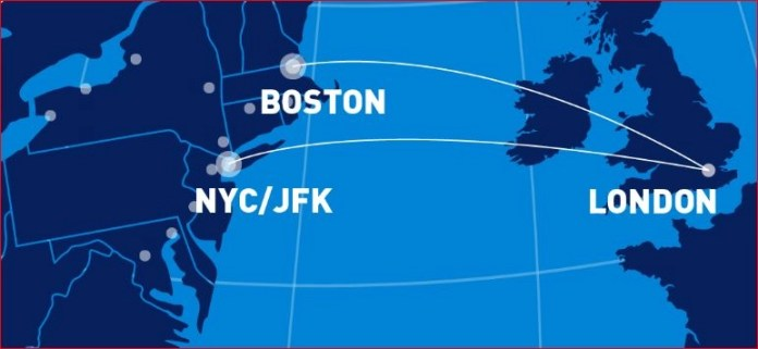 JetBlue still plans for London service, just not quite as soon as previously expected
