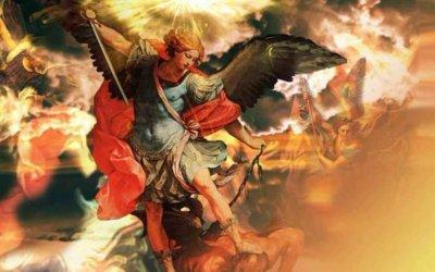 Messaggio di San Michele Arcangelo 12 Giugno 2021