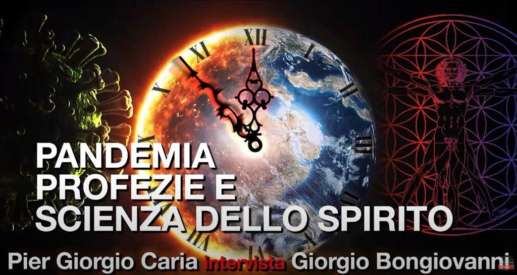 Pandemia, Profezie e Scienza dello Spirito