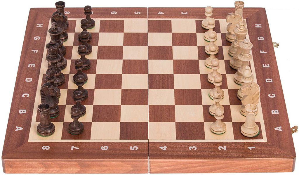 Il rapporto del nostro cammino con il gioco degli scacchi