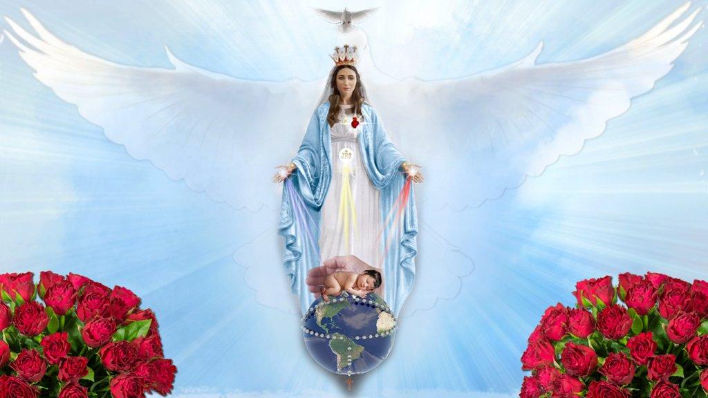 Messaggio della Vergine Maria 10 settembre 2021