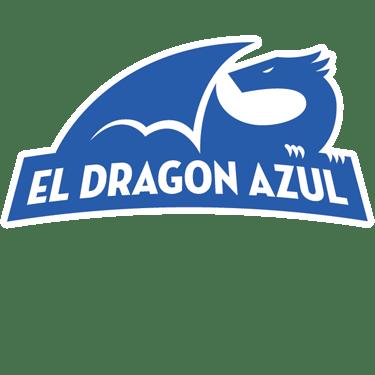 El Dragón Azul