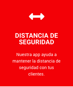 Pay and Enjoy -Distancia de Seguridad