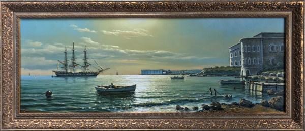 В Севастопольском порту