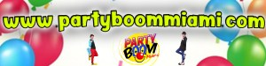 banner para web nueva party boom miami