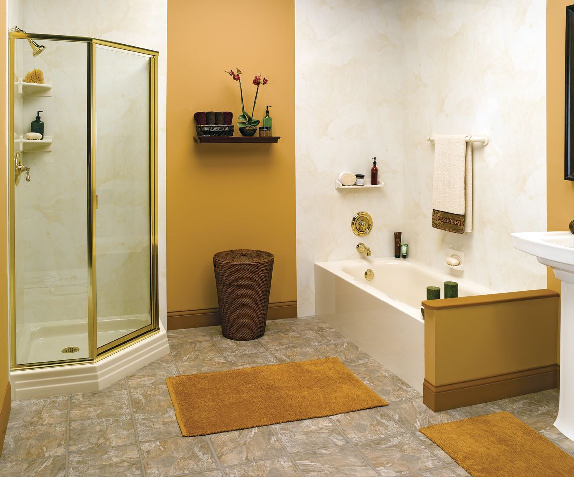 Tub And Shower Conversion In La Payless Bath Makeover