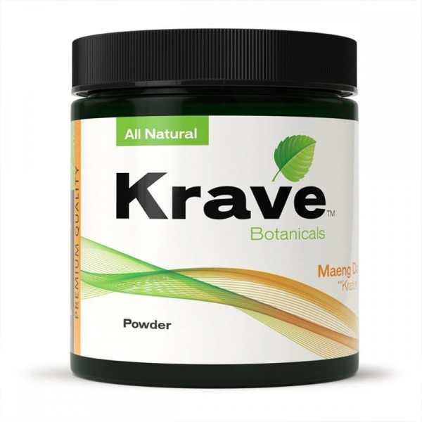 Krave Kratom Powder - Maeng Da
